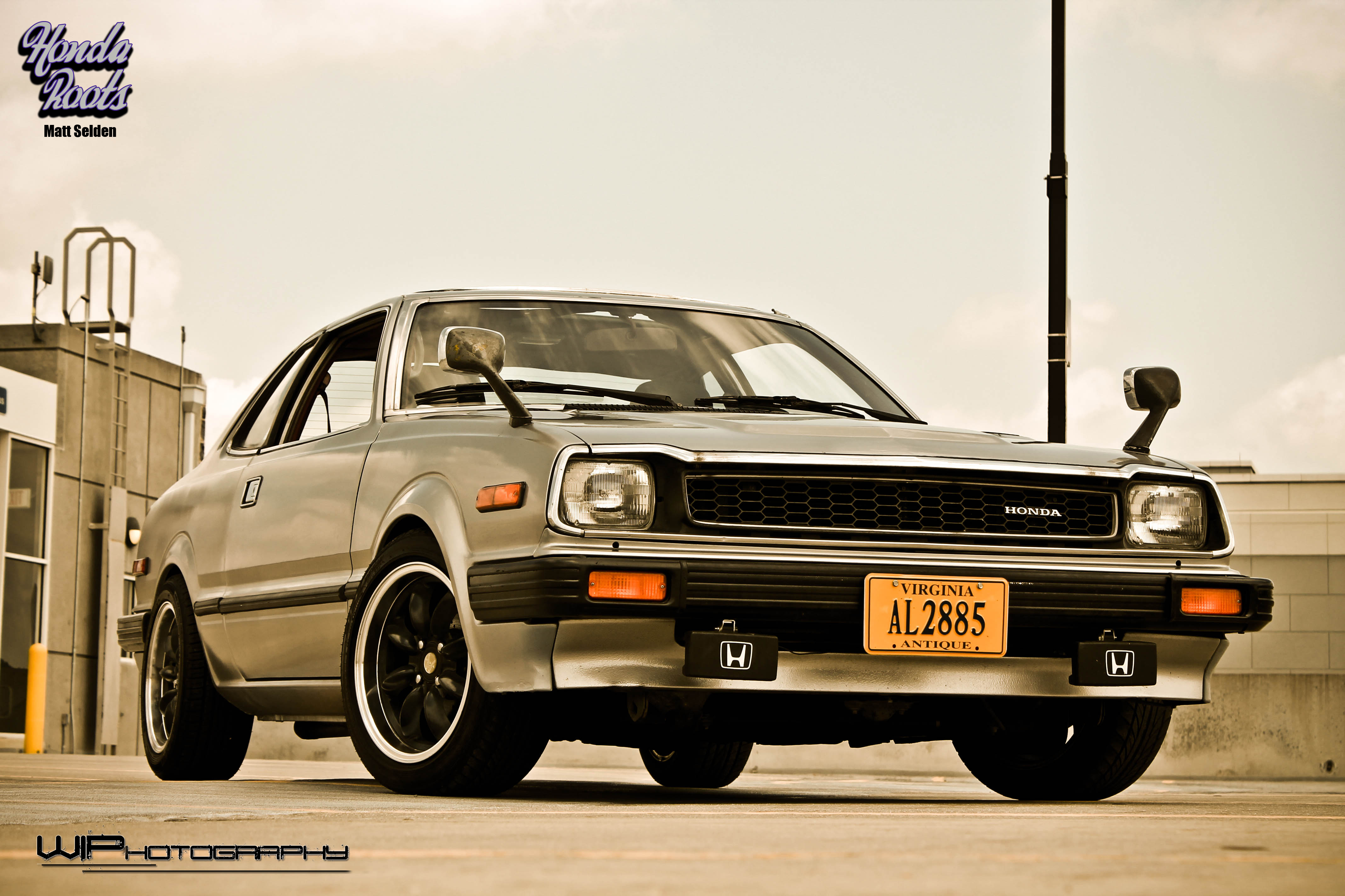 ROTM October: Matt Selden's '81 Honda Prelude