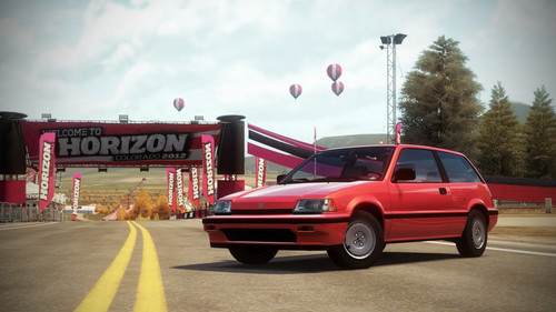 Are you ready to drive an 'unmolested' '86 Civic Si in Forza Horizon?
