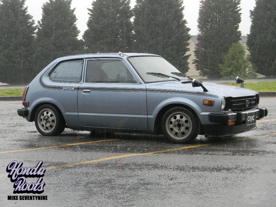 ROTM May: Mike's '79 Civic 1500