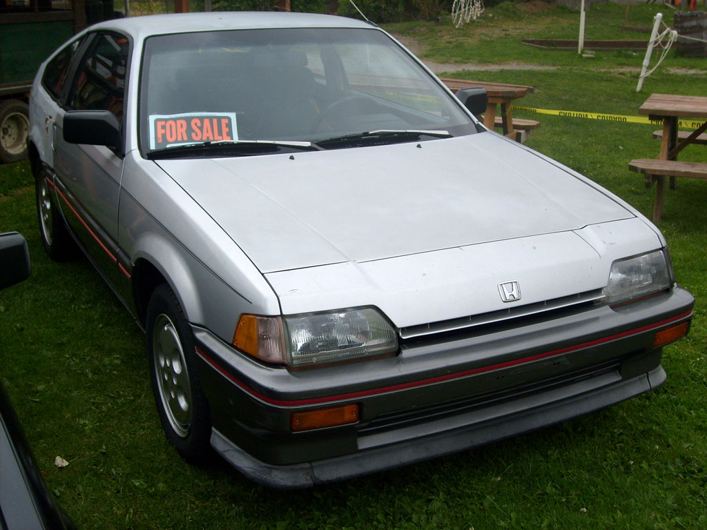 1g CRX at Old School Reunion 2013