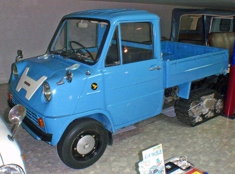 Honda T360 Snow Crawler At MMoJ