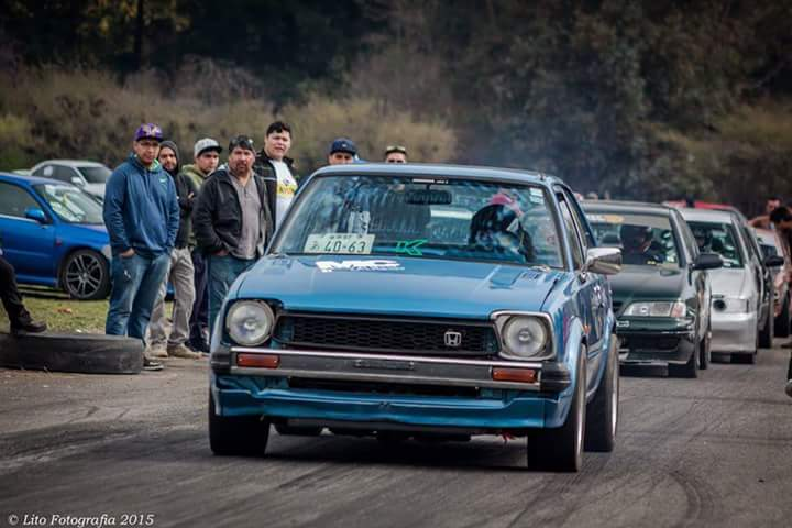 Chile Civic Weapon – Claudio Cortez's '81 Civic Hatch