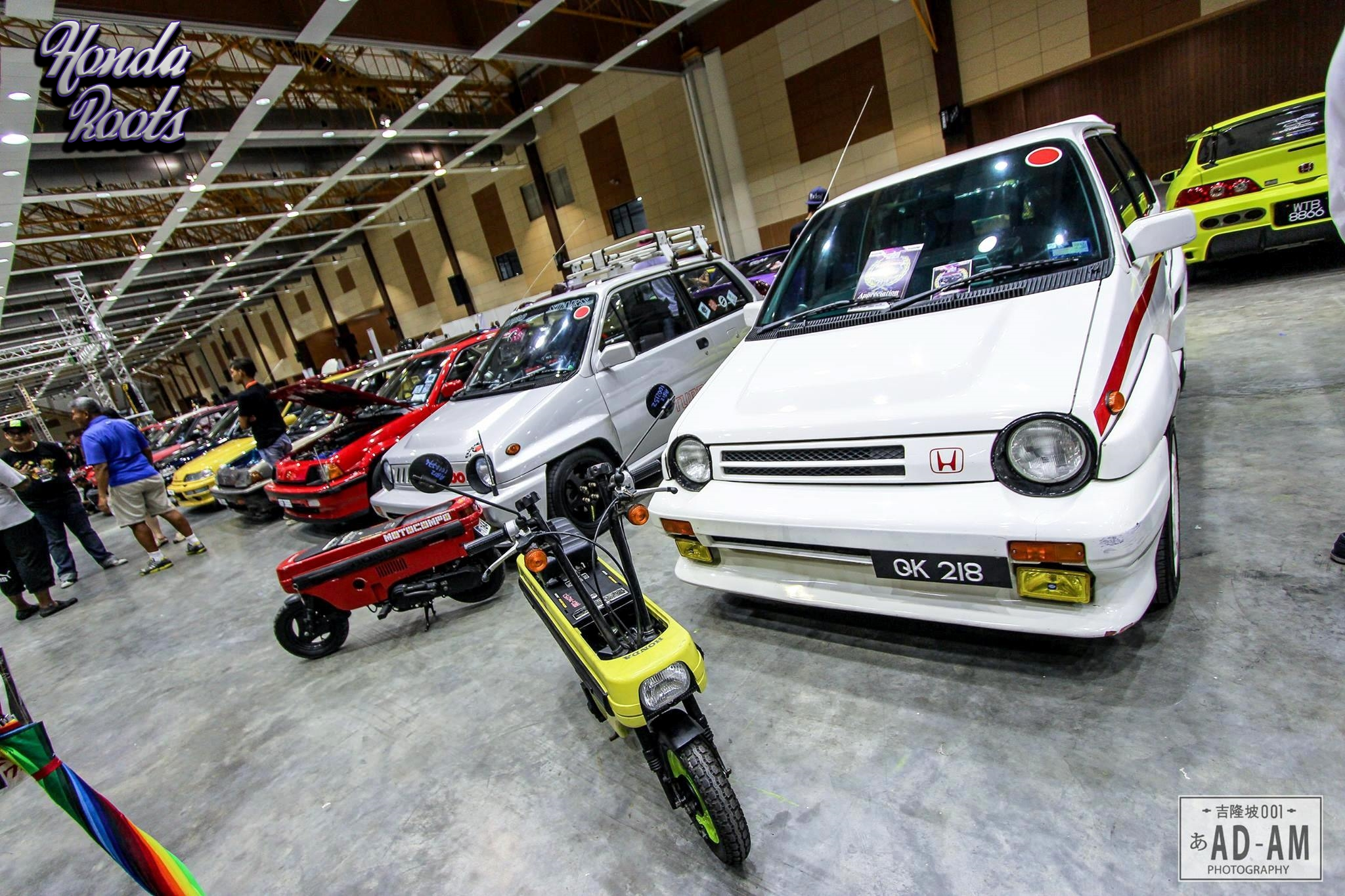 Honda Day Malaysia 2016 'The Fantastic Day' Event