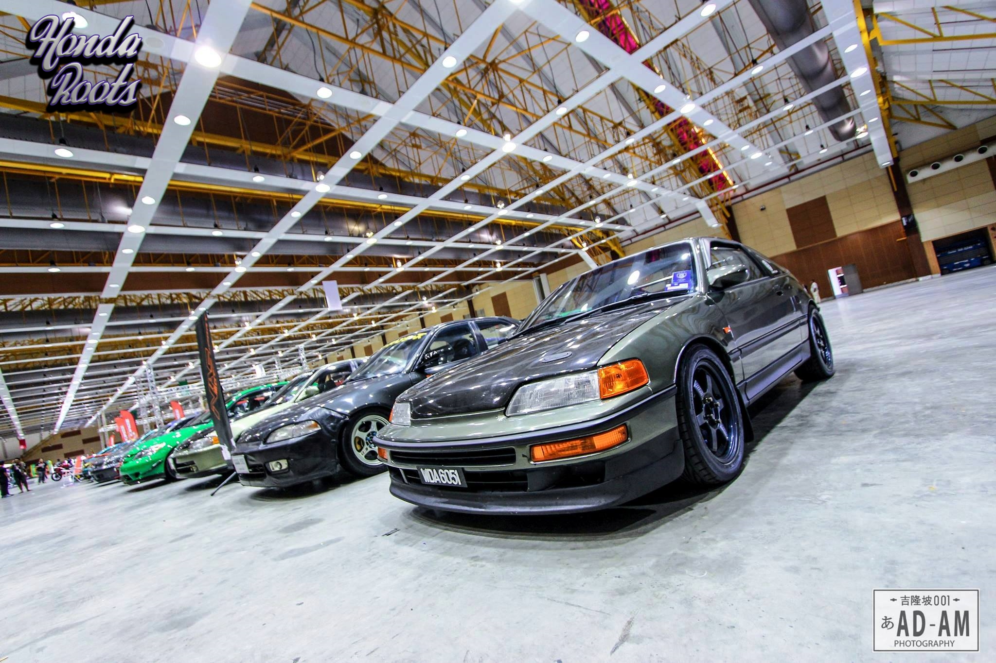 Honda day 2016 crx lineup for Honda day 2016