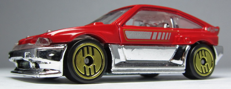 Hot Wheels '85 Wide-Body CRX