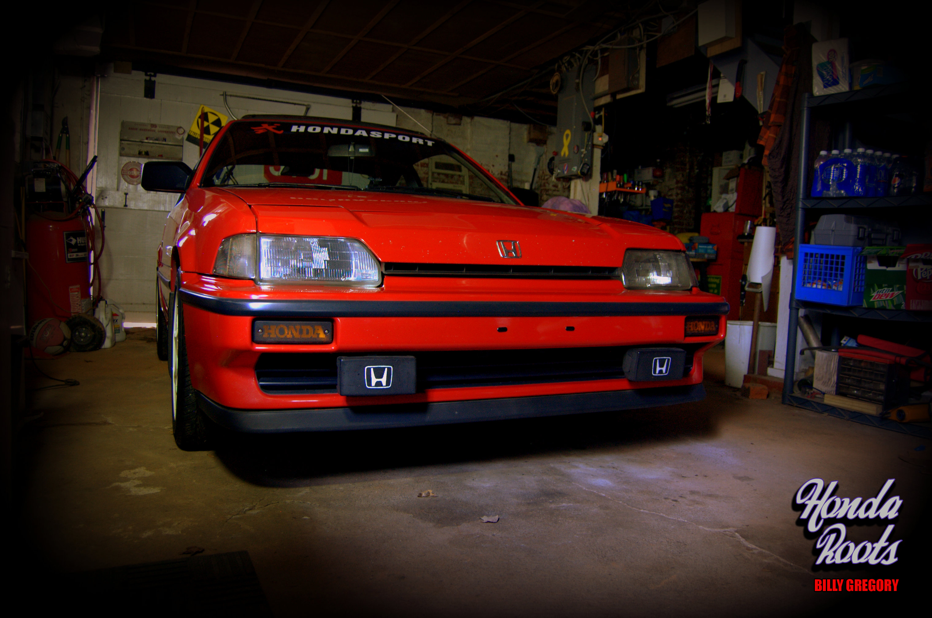 ROTM November: Billy Gregory's '87 CRX Si