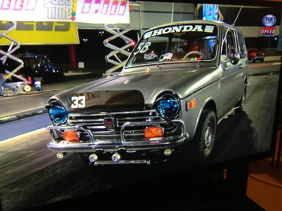 Honda N600 Drag Racing / Speed Channel
