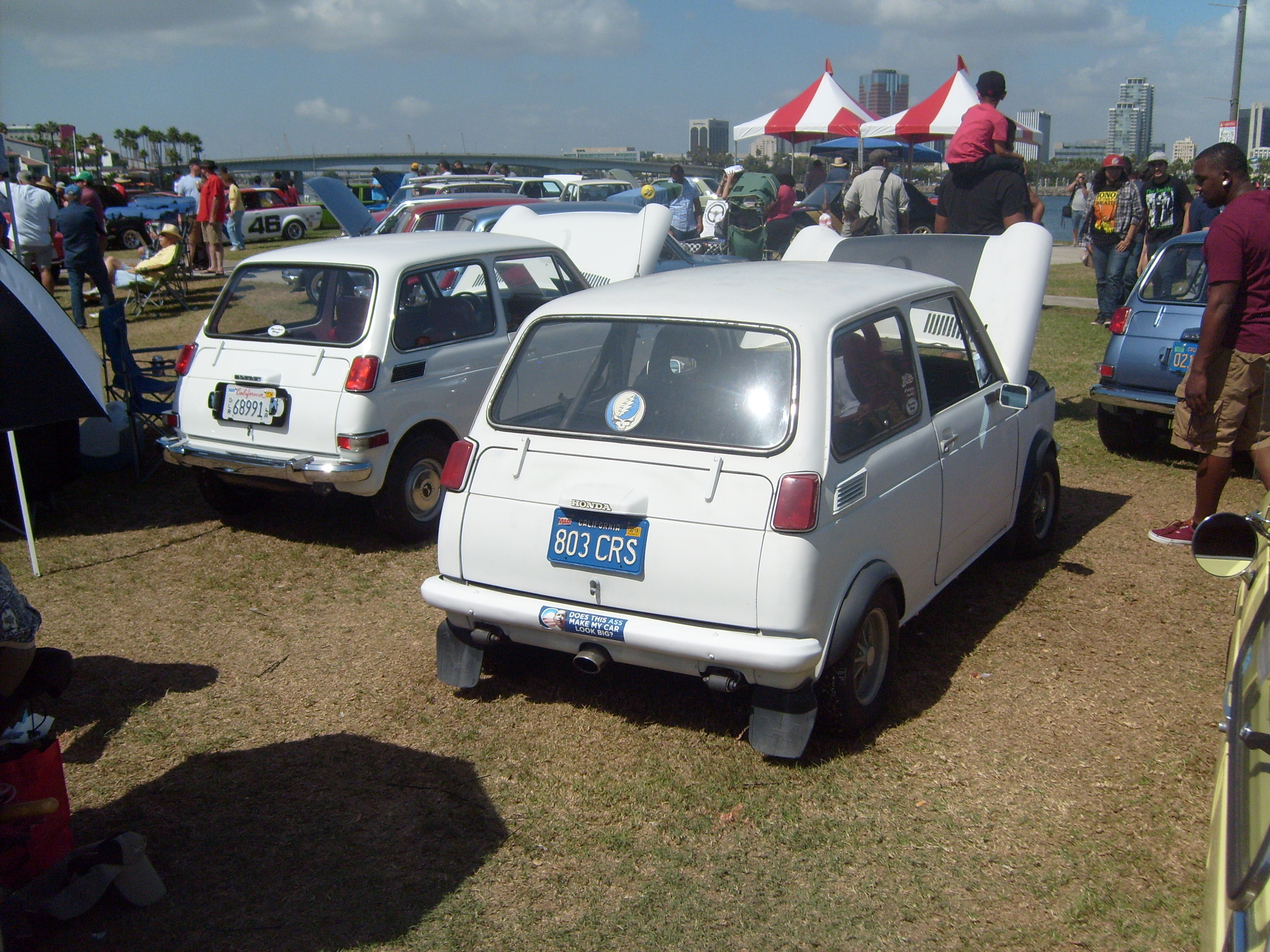 JCCS 2014 Part 2: Z and N600s