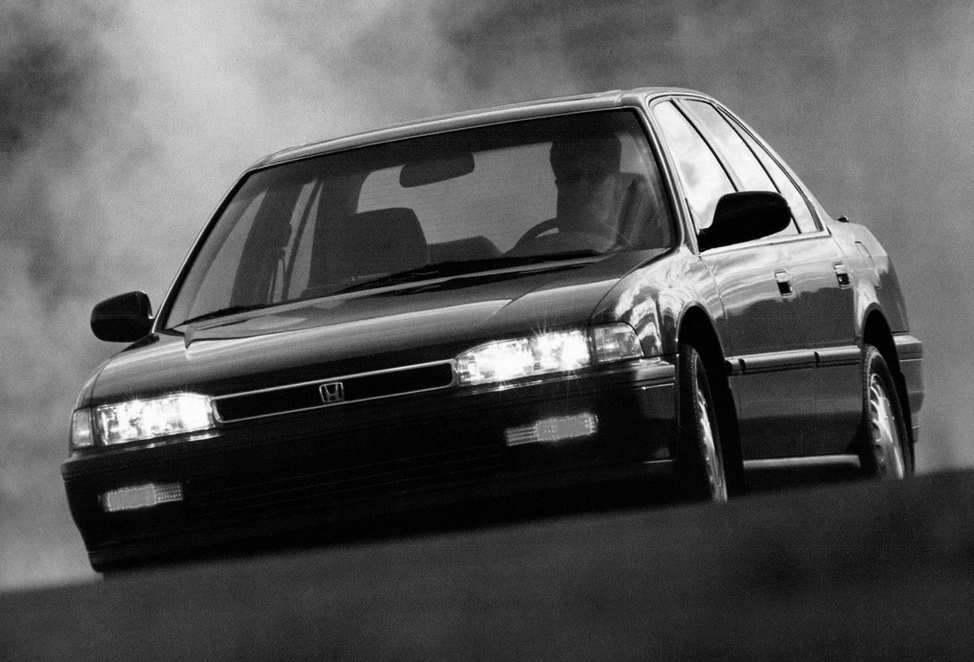 Introduction of the 4th Generation Honda Accord - Celebrating 25 Years