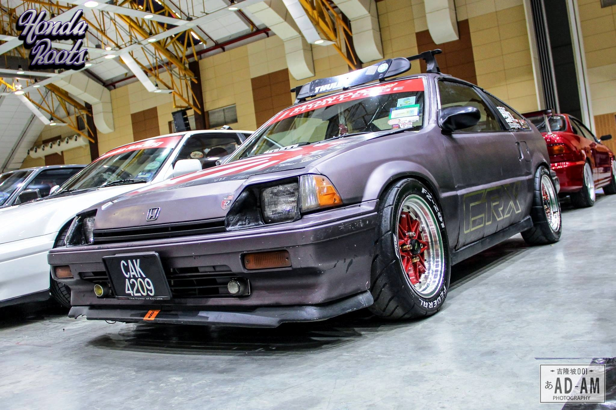 Honda Day 2016 CRX 3